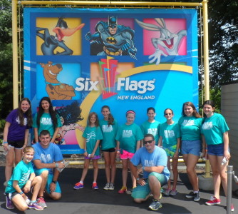 Six Flags NE